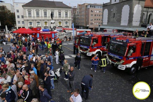 Feuerwehr Augsburg 173