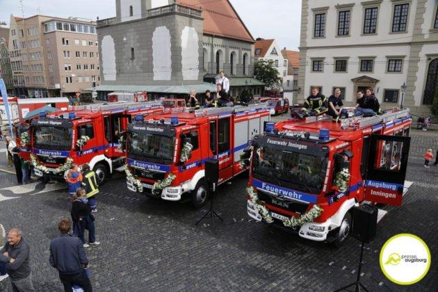 Feuerwehr Augsburg 174