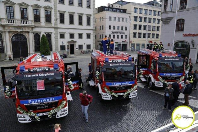 Feuerwehr Augsburg 175