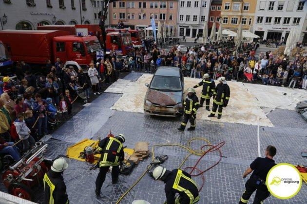 Feuerwehr Augsburg 176