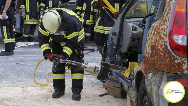 Feuerwehr Augsburg 183