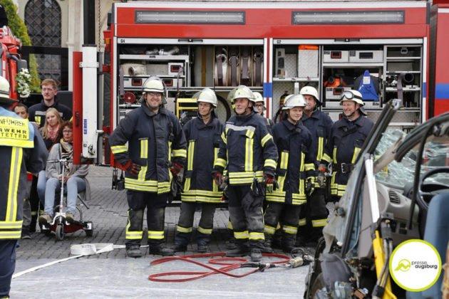 Feuerwehr Augsburg 187