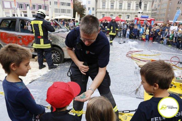 Feuerwehr Augsburg 189
