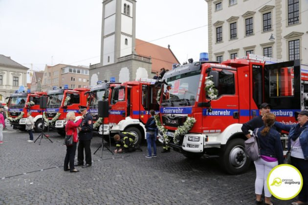 Feuerwehr Augsburg 193
