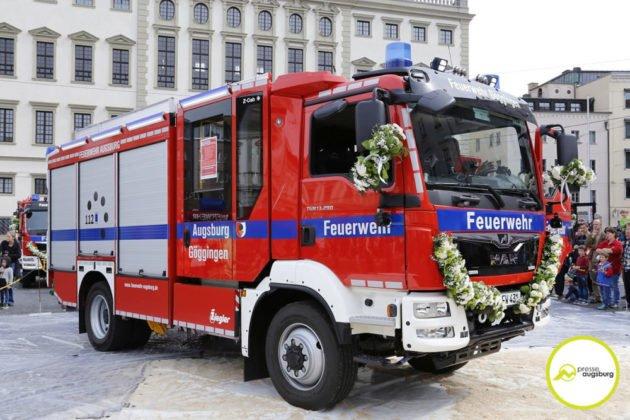 Feuerwehr Augsburg 199