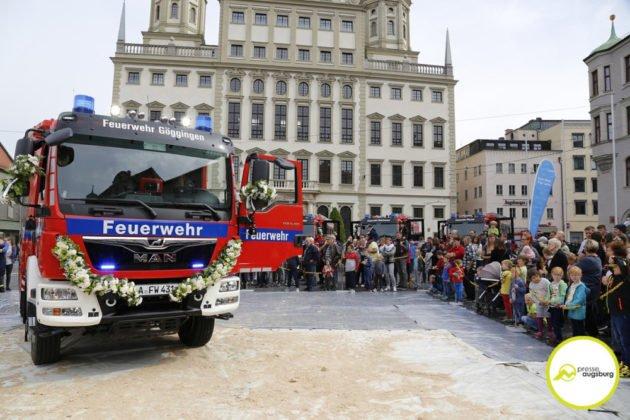 Feuerwehr Augsburg 200
