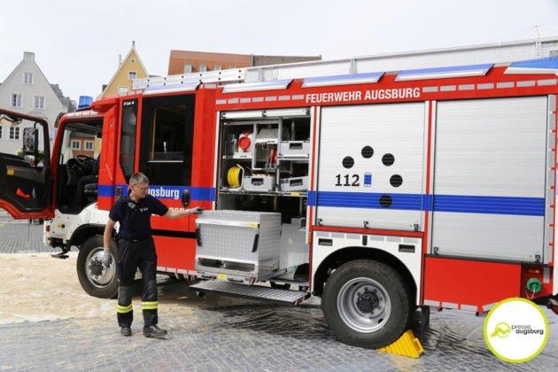 Feuerwehr Augsburg 201