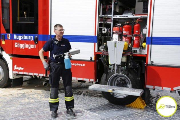 Feuerwehr Augsburg 202