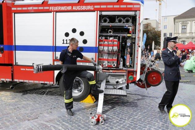 Feuerwehr Augsburg 203