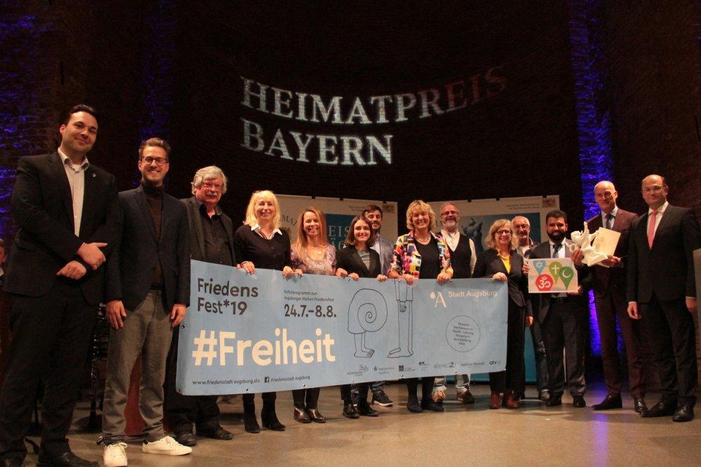 19 10 09 Heimatpreis 1 Augsburger Delegation Daniel Jaeckel