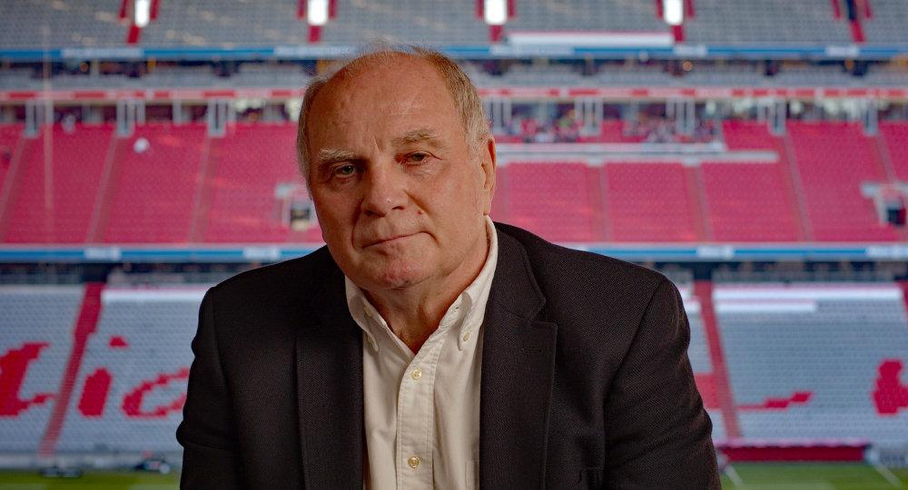 """1_Der_Bayern_Boss_Schlusspfiff_Uli_Hoeness TV-Tipp   """"Der Bayern-Boss: Schlusspfiff für Uli Hoeneß"""" Bayern Sport TV-Tipp ARD Das Erste FC Bayern München fcb Uli Hoeneß  Presse Augsburg"""