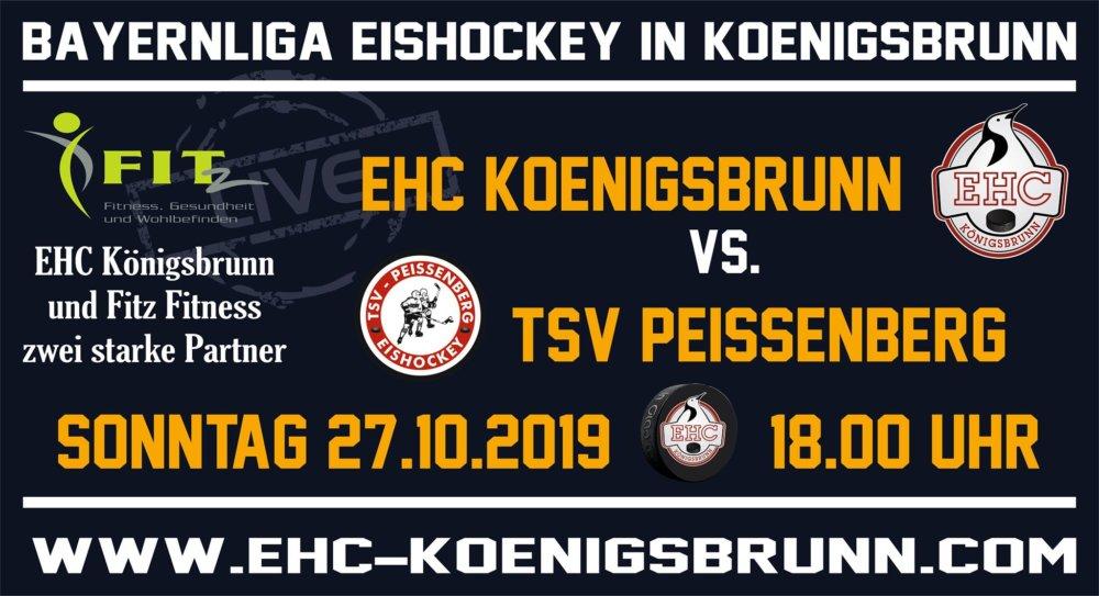 75204452_1172466989617852_94752484697833472_o EHC Königsbrunn vs. TSV Peissenberg EHC Königsbrunn TSV Peißenberg |Presse Augsburg