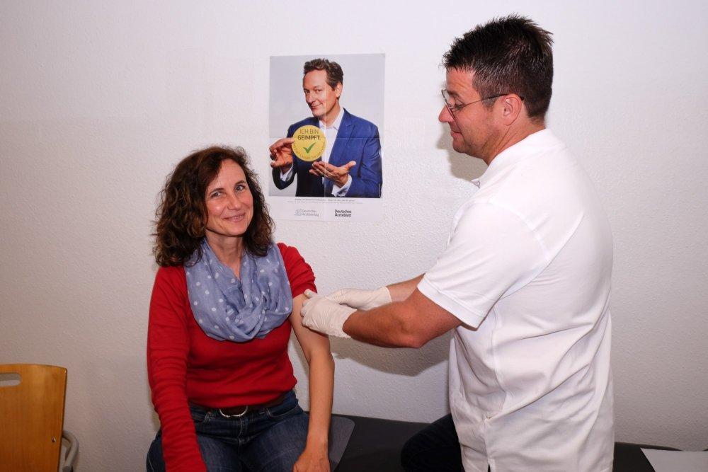 Foto_Grippewelle_2019 Früher als vergangenes Jahr - Grippewelle im Landkreis Dillingen Dillingen Gesundheit News Dilligen Grippe Impfung Influenza |Presse Augsburg