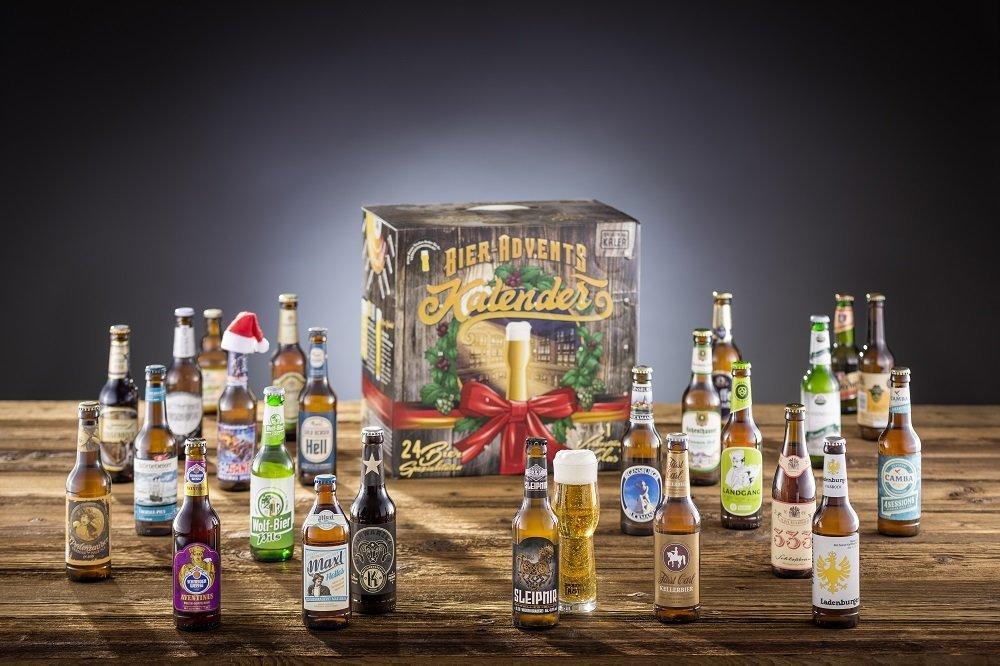 Kalea-Bierkalender-Edition-DE-2-Produkt-und-Inhalt-2019 KALEA Gewinnspiel   Deutschlands bierigster Adventskalender Freizeit Gewinnspiele Newsletter Überregionale Schlagzeilen Vermischtes Adventskalender Beer Bier Bieradventskalender Brauerei KALEA  Presse Augsburg