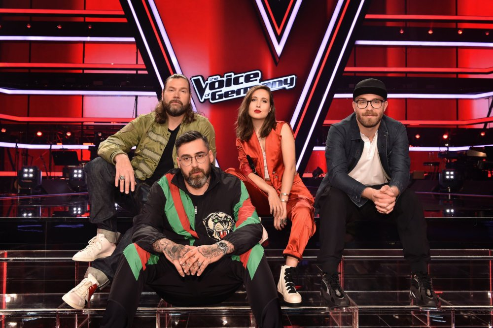 "P7S1_TVOG_Alice-Merton_1759387 TV-Tipp | Anna aus Stadtbergen im Battle von ""The Voice of Germany"" Landkreis Augsburg News Battles Rea Garvey The Voice of Germany TVOG 