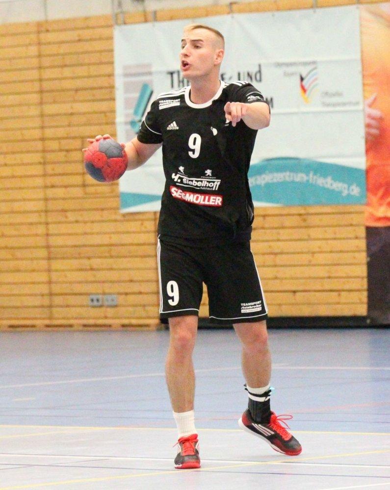 20191103_tsv-anzing1_4 Ersatzgeschwächte Friedberger Handballer müssen nach Waldbüttelbrunn Aichach Friedberg Handball News News Sport DJK Waldbüttelbrunn TSV Friedberg Handball |Presse Augsburg