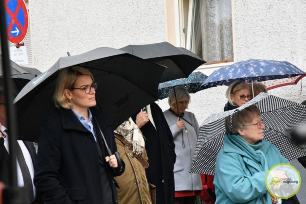 20191104_stolpersteine4-629x420 Sechs weitere Stolpersteine erinnern in Augsburg an die Opfer des Naziregimes Augsburg Stadt Bildergalerien News Newsletter Politik Augsburg Nazis Stolpersteine |Presse Augsburg