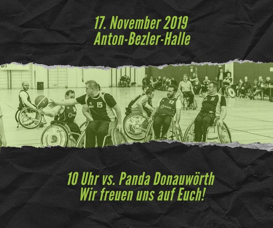 BasketzFlyer1 Heimspieltag der Auxburg Basketz |Presse Augsburg