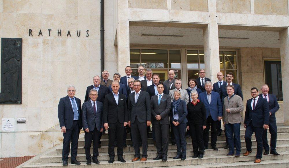 DStGB_NU_2019 Städte- und Gemeindebund tagt in Neu-Ulm Neu-Ulm News Politik Neu-Ulm Noerenberg Städte- und Gemeindebund |Presse Augsburg