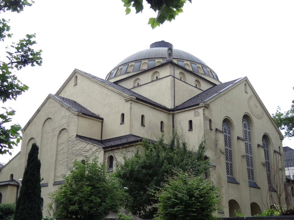 Jewish Synagogue Augsburg Germany