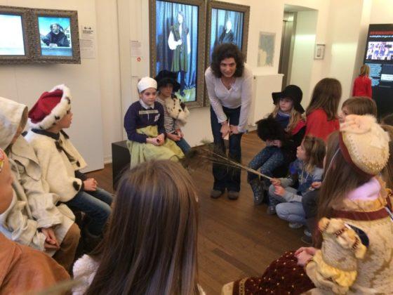 Kinder Bei Workshop Regio Augsburg Tourismus Gmbh