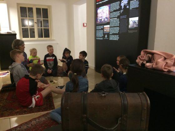 Vorlesezeit Im Museum Regio Augsburg Tourismus Gmbh