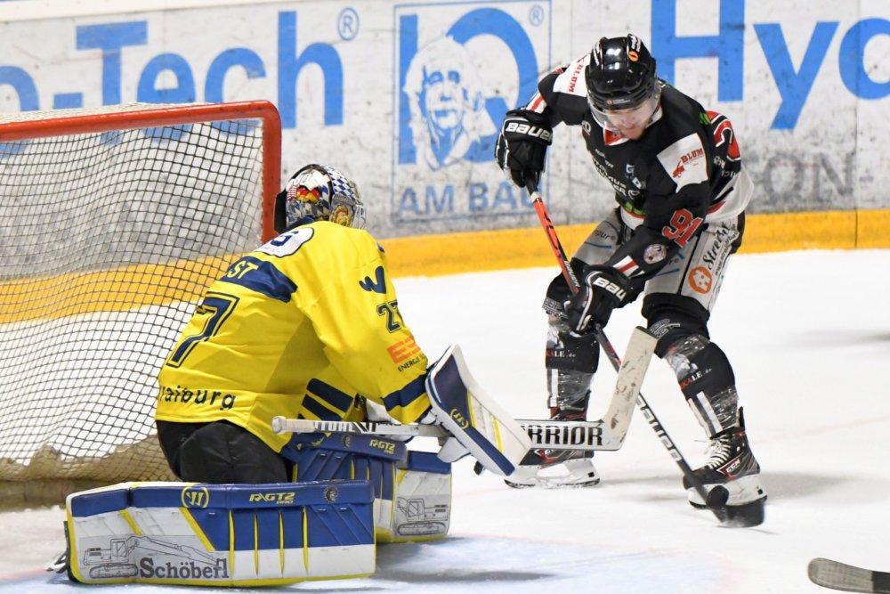 Zimbo EHC Königsbrunn muss zweimal gegen den Tabellennachbarn Schweinfurt ran - Zimmermann verlässt die Pinguine Landkreis Augsburg mehr Eishockey News Sport Bayernliga EHC Königsbrunn Schweinfurt Mighty Dogs  Presse Augsburg