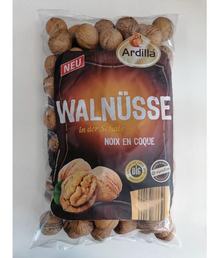 Ardilla Walnuesse In Der Schale 1 000G