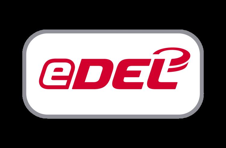 e-DEL-LOGO_rgb-750x491 eSport jetzt auch mit der DEL - Telekom und DEL starten erste virtuelle Eishockey-Liga eDEL mehr Eishockey Sport Überregionale Schlagzeilen DEL eDEL eSport Magenta NHL20 Telekom |Presse Augsburg