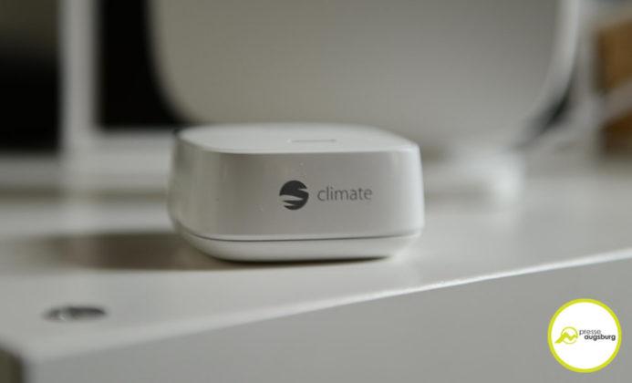 gigaset_083-693x420 Gigaset climate Sensor rundet intelligente Heizungssteuerung ab Freizeit News Technik & Gadgets Gigaset Gigaset climate Sensor Intelligente Heizungssteuerung Smart Thermostat  Presse Augsburg