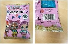 Lol Surprise Sweet Salted Popcorn Toy Story 4 Sweet Salt Popcorn