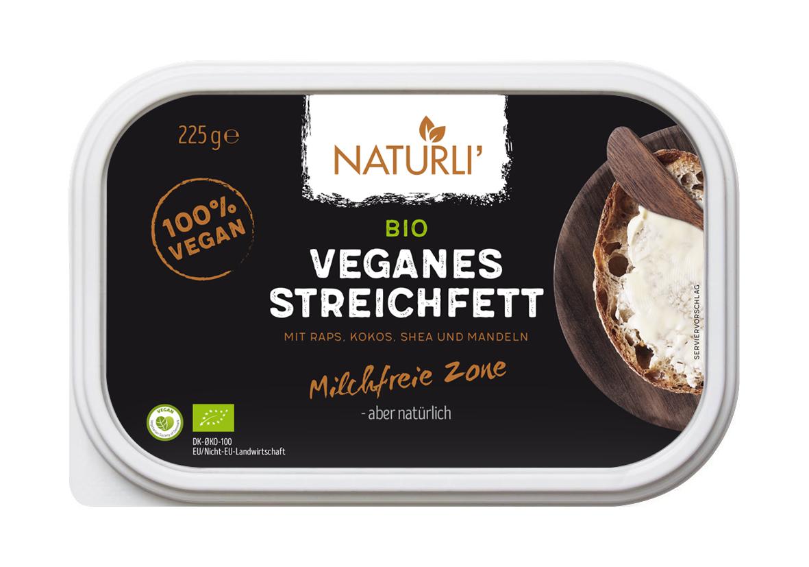 Naturli Bio Veganes Streichfett
