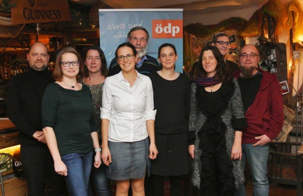ÖDP-Dinkelscherben-Kandidaten-2020 Notwendige Zustimmung erhalten - ÖDP kann in Dinkelscherben zur Gemeinderatswahl antreten Landkreis Augsburg News Politik |Presse Augsburg
