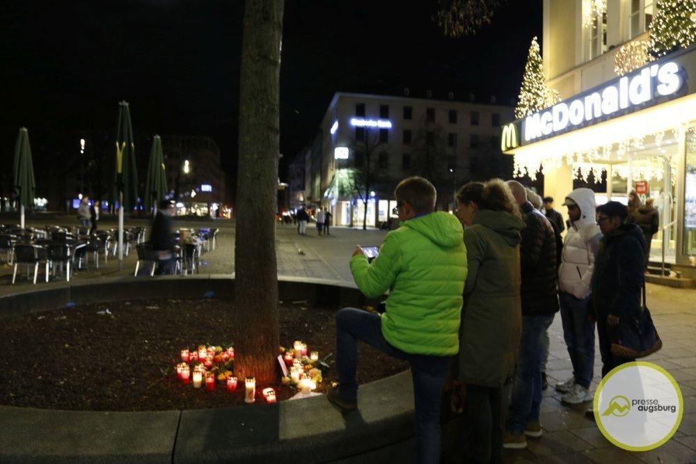 20191207_totschlag-königsplatz_bru_3 Nach tödlicher Gewalttat in Augsburg- Polizei verhaftet mutmaßlichen Haupttäter Augsburg Stadt News Newsletter Polizei & Co |Presse Augsburg