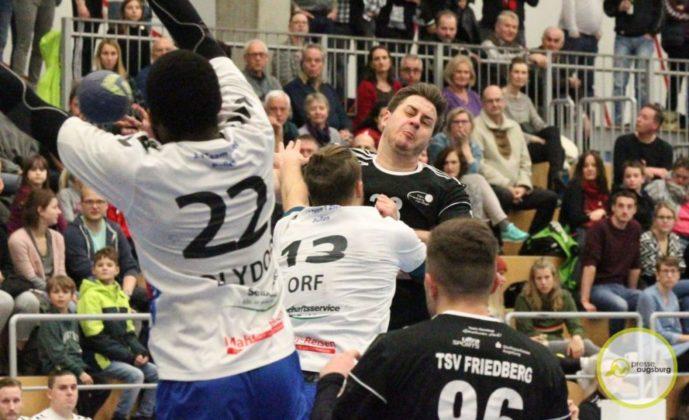 20191214_tsv-friedberg_14-689x420 Sieg in letzter Sekunde - TSV Friedberg Handball mit Heimsieg über Heidingsfeld Aichach Friedberg Bildergalerien Handball News News Sport SG Heidingsfeld TSV Friedberg Handball |Presse Augsburg