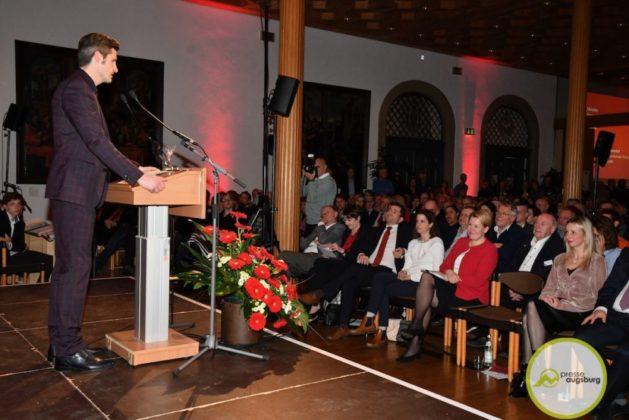 2020-01-24-NJE-der-SPD-47-von-80.jpeg-629x420 Galerie | Neujahrsempfang - SPD will mit einem Lächeln ans Steuerrad Bildergalerien News Newsletter Politik Augsburg Giffey Neujahrsempfang Wahl 2020 Wurm |Presse Augsburg