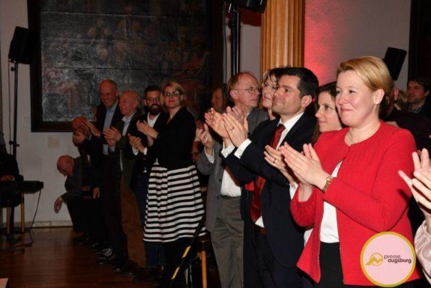 2020-01-24-NJE-der-SPD-62-von-80.jpeg-629x420 Galerie | Neujahrsempfang - SPD will mit einem Lächeln ans Steuerrad Bildergalerien News Newsletter Politik Augsburg Giffey Neujahrsempfang Wahl 2020 Wurm |Presse Augsburg