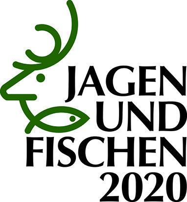 JuF20-Logo_lett_4C Jagen und Fischen 2020 - Saisonauftakt im Messe-Revier Augsburg Augsburg Jagen und Fischen Messe Augsburg |Presse Augsburg