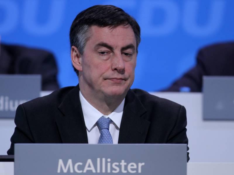 mcallister-london-sollte-an-eu-standards-festhalten McAllister: London sollte an EU-Standards festhalten Politik & Wirtschaft Überregionale Schlagzeilen Austritt EU Großbritannien london McAllister Regierung |Presse Augsburg