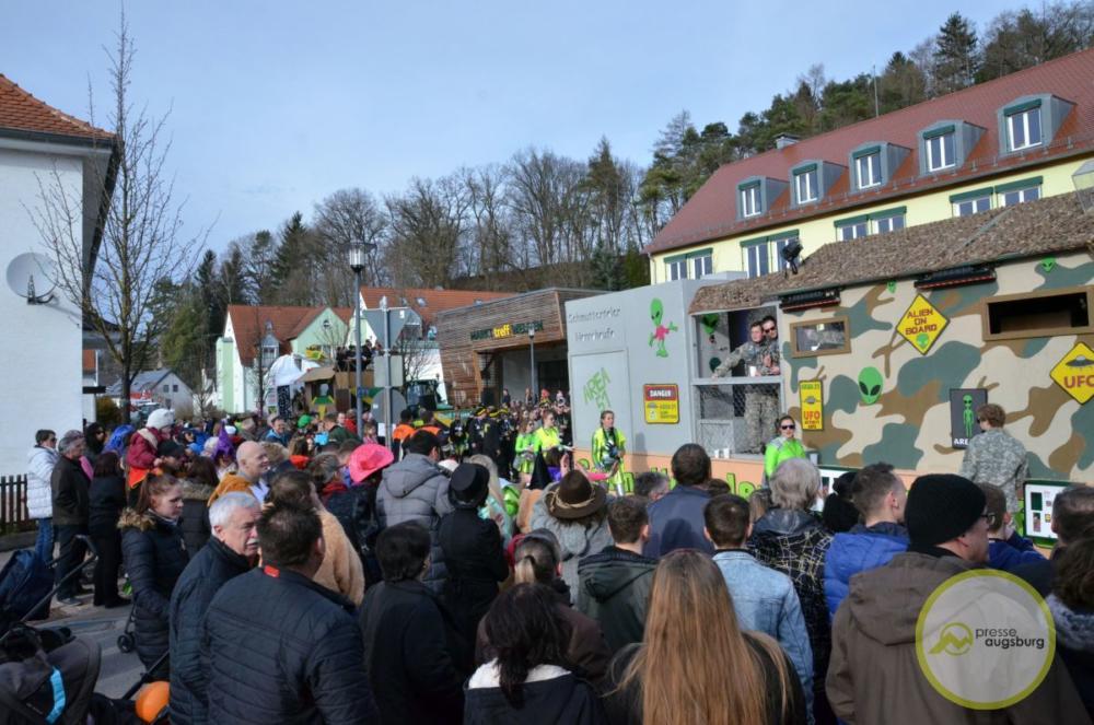 20200222_fasching_welden31 Exhibitionist beim Faschingsumzug in Welden Landkreis Augsburg News Polizei & Co Exhibitionist Fasching Welden |Presse Augsburg