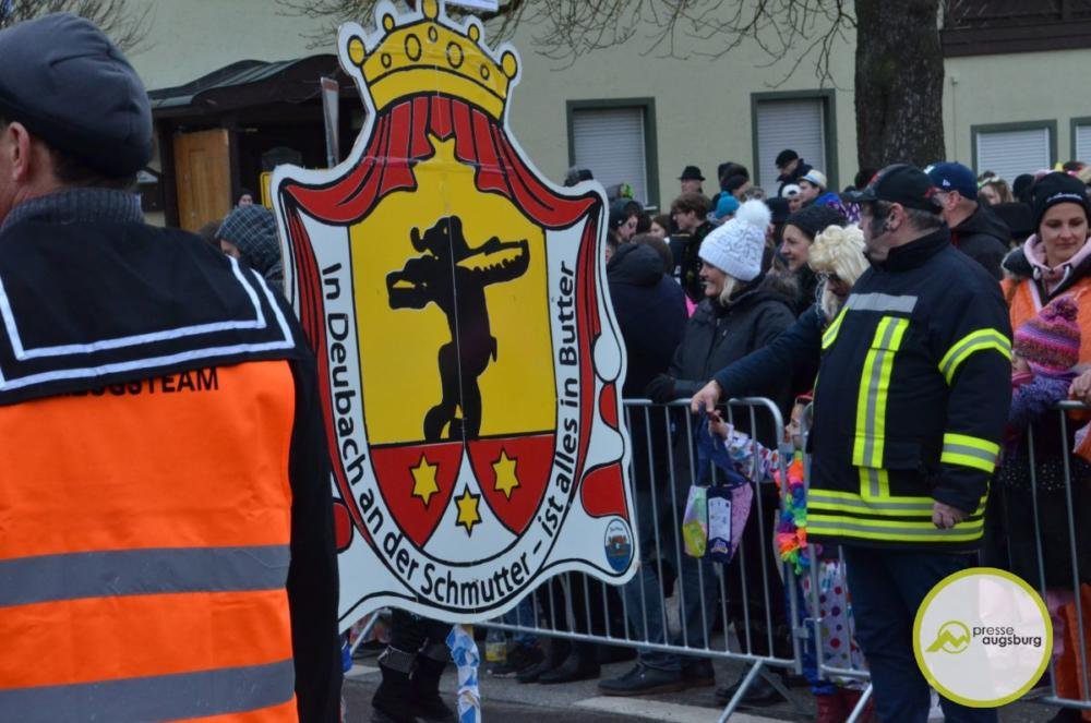 20200225_fasching_deubach-68 Polizei mit reichlich Arbeit rund um den Gaudiwurm in Deubach Landkreis Augsburg News Polizei & Co Deubach Fasching Polizei |Presse Augsburg