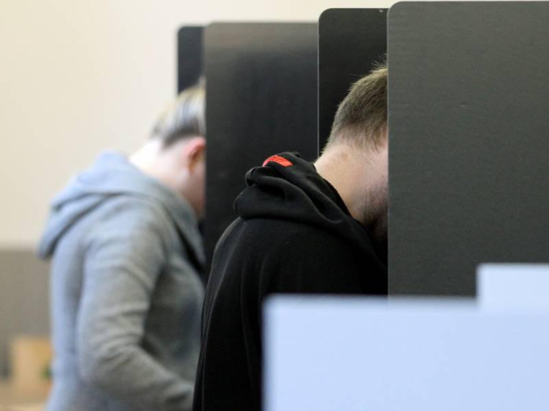 Wahlbeteiligung In Hamburg Am Nachmittag Hoeher Als Vor Fuenf Jahren 1