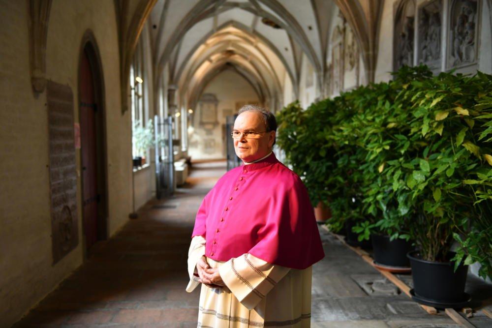 Diözesanadministrator Prälat Dr. Bertram Meier Ernannter Bischof Von Augsburg Foto Nicolas Schnall Pba 1