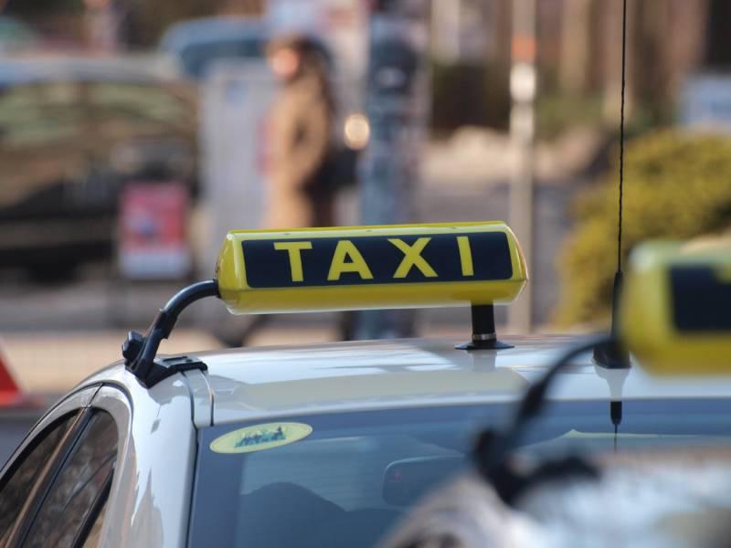 Coronavirus Krise Verhagelt Taxiunternehmen Das Geschaeft 1