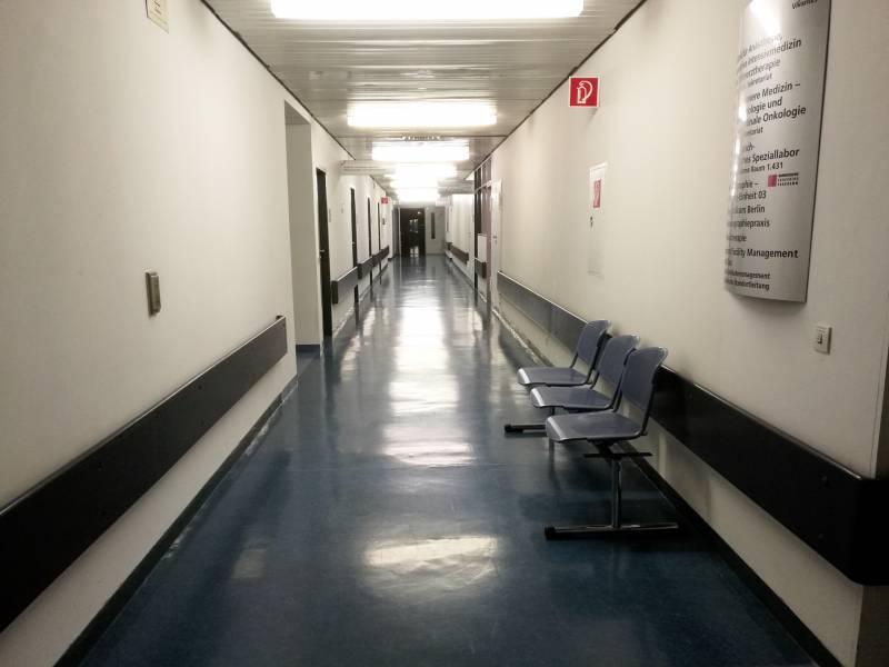 Krankenhausverband Bereitet Personal Auf Lazarett Szenarien Vor