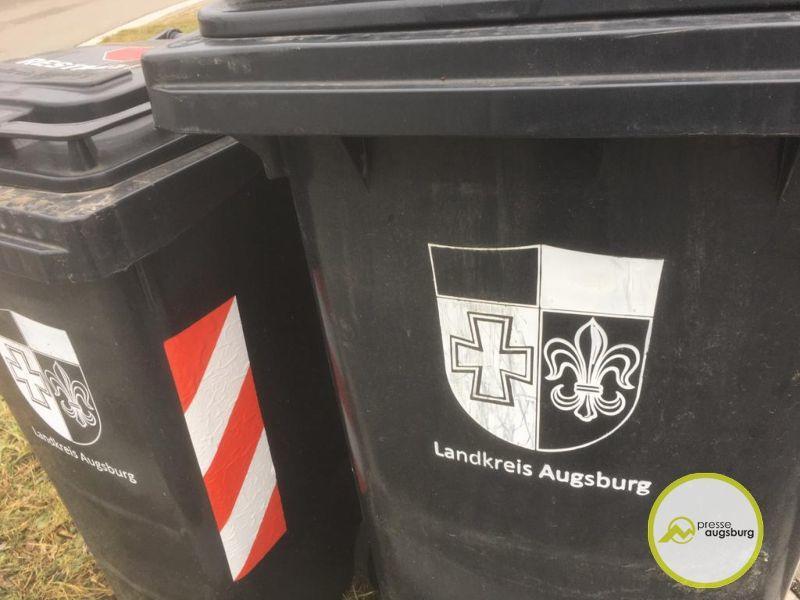 mülltonne-abfall.jpeg Wertstoffhöfe im Kreis Augsburg bleiben geschlossen - Müllabholung erfolgt regulär Landkreis Landkreis Augsburg News Wirtschaft |Presse Augsburg