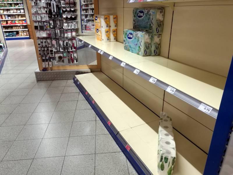 nachfrage-nach-seife-und-toilettenpapier-weiter-extrem-hoch Nachfrage nach Seife und Toilettenpapier weiter extrem hoch Politik & Wirtschaft Überregionale Schlagzeilen Absatz Angebot ausverkauft Bevölkerung Deutschland Klopapier Mittwoch Supermarkt Toilettenpapier Vergleich |Presse Augsburg