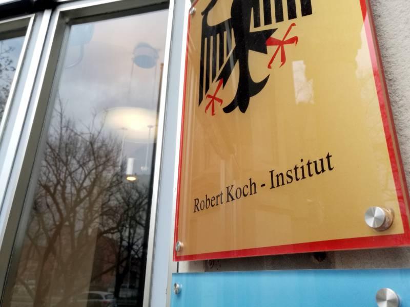 Robert Koch Institut Bestaetigt 534 Coronavirus Infektionen 1