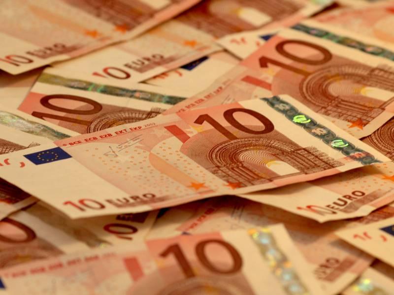 Smartphone Bank Registriert Veraenderte Geldstroeme