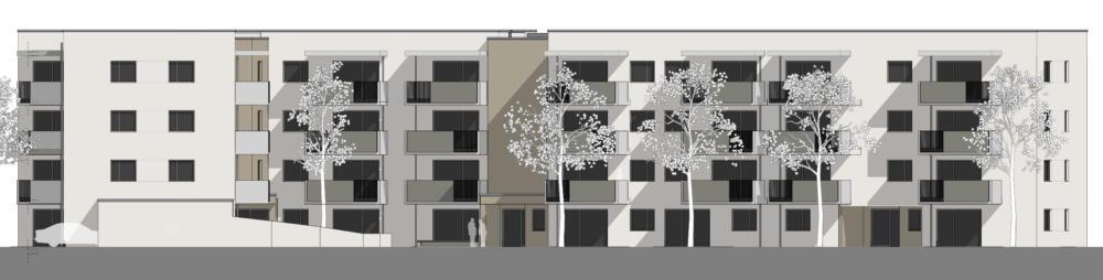 20200407 Wohnanlage An Der Nordfriedhofstraße